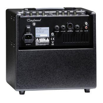 Foto: Tanglewood T3 Combo Gitarrenamp/ Gitarrenverstärker - Rückseite