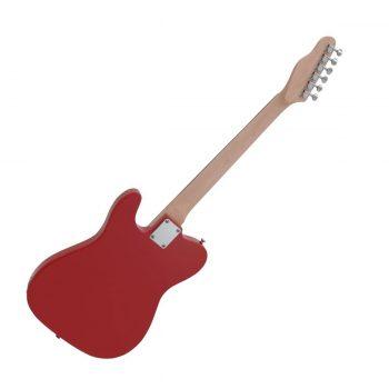 Foto: Tele - E-Gitarre - Rückseite