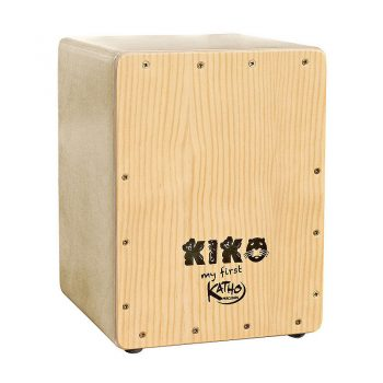 Foto: Cajonito Kinder-Percussion - Front