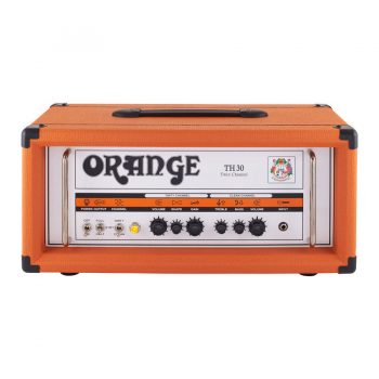 Foto: Orange Bassamp - Front