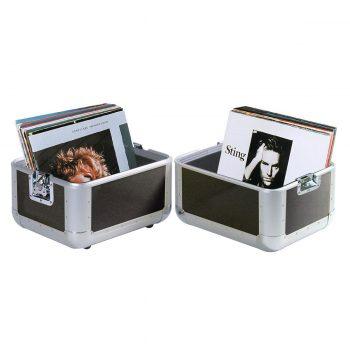 Foto: Plattencase 80 LPs - offen