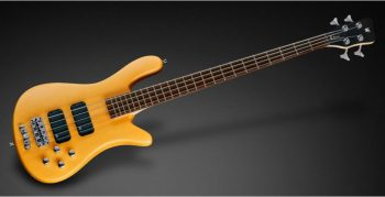 Foto: Warwick Rockbass Streamer Honey Violin - Front