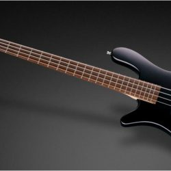 Foto: Warwick Rockbass Streamer Lefthand Nirvana Black Trans Satin - Front