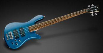 Foto: Warwick Rockbass Streamer Ocean Blue - Front