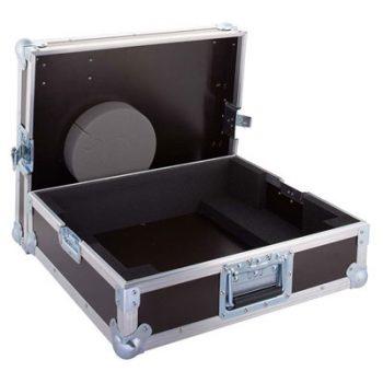 Foto: Turntablecase Technics u. a. Recordplayer - offen