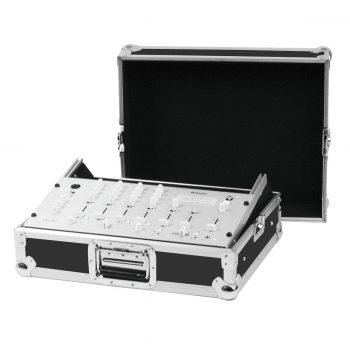 Foto: Universal Mixercase, schwarz mit runden Ecken - offen
