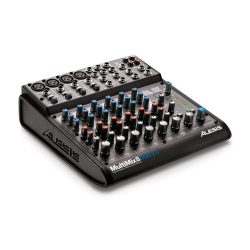 Foto: Alesis MultiMix 8 USB-Mischpult Mixer - Top links