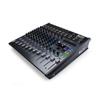 Foto: Alto Pro Live 1202 Mischpult Mixer - Top rechts