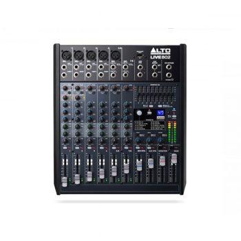 Foto: Alto Pro Live 802 Mischpult Mixer - Top