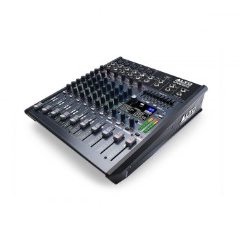 Foto: Alto Pro Live 802 Mischpult Mixer - Top rechts
