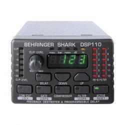 Foto: Behringer Shark DSP110 - Front