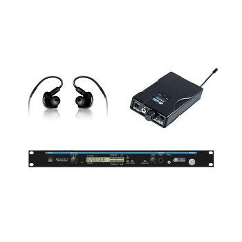 Foto: db In Ear Monitoring Sendeanlage mit Taschensender - Front