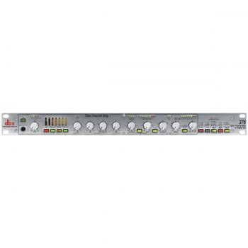 Foto: dbx 376 Micpreamp - Front