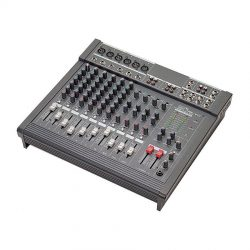 Foto: InterM MX-642 Mischpult Mixer - Top