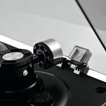 Foto: Omnitronic BD-1390 Plattenspieler - Detail Gewichte