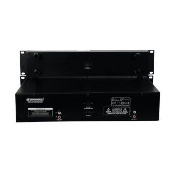 Foto: Omnitronic XCP-2800 Doppel-CD-Player - Rückseite