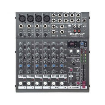 Foto: Phonic Helix Board 12 Plus Mischpult Mixer - Top