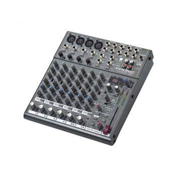 Foto: Phonic Helix Board 12 Plus Mischpult Mixer - Top rechts