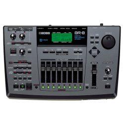 Foto: Roland BR8 Digital Recording Studio - Draufsicht