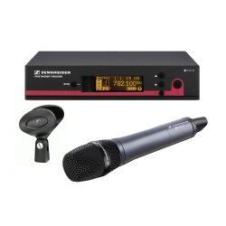 Foto: Sennheiser EW 165 Sendeanlage mit Funkmikrofon – Front