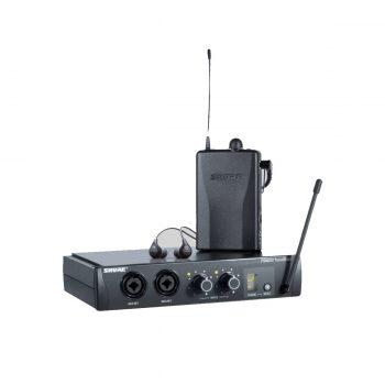 Foto: Shure PSM 200 - Front und Sender