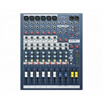 Foto: Soundcraft EPM-6 Mischpult Mixer - Top