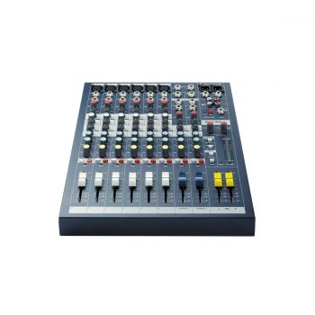 Foto: Soundcraft EPM-6 Mischpult Mixer - Top Front