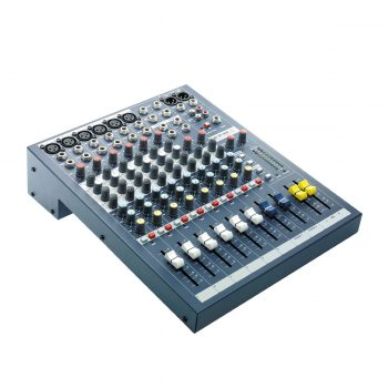 Foto: Soundcraft EPM-6 Mischpult Mixer - Top links