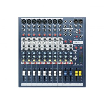Foto: Soundcraft EPM-8 Mischpult Mixer - Top