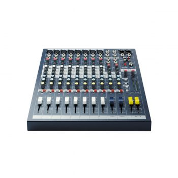 Foto: Soundcraft EPM-8 Mischpult Mixer - Top Front