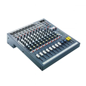 Foto: Soundcraft EPM-8 Mischpult Mixer - Top links