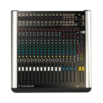 Foto: Soundcraft M12 Mischpult Mixer – Top links