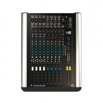 Foto: Soundcraft M4 Mischpult Mixer - Top