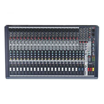 Foto: Soundcraft MFXI-20 Mischpult Mixer - Top