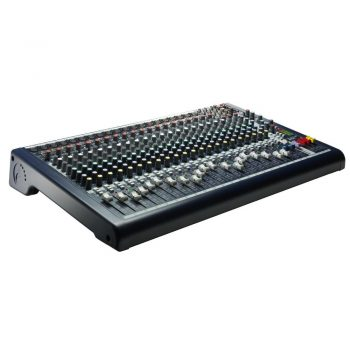 Foto: Soundcraft MFXI-20 Mischpult Mixer - Top links