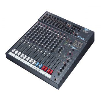 Foto: Soundcraft Spirit Fx8 Mischpult Mixer - Top rechts