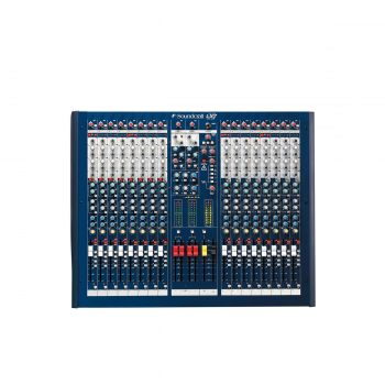 Soundcraft Spirit LX7-II-16 Mischpult Mixer - Top