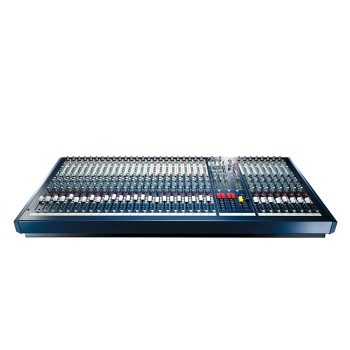 Foto: Soundcraft Spirit LX7-II-24 Mischpult Mixer - Top Front