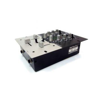 Foto: MPX-1 DJ-Mixer - Top und Vorderseite