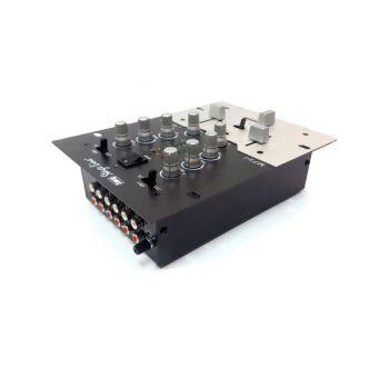 Foto: MPX-1 DJ-Mixer - Top und Rückseite