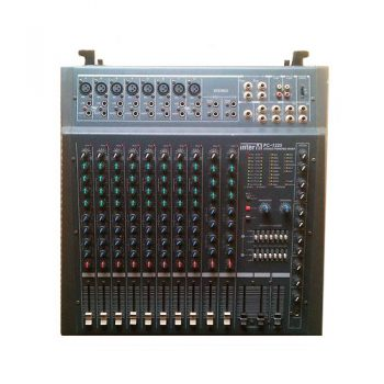 Foto: InterM PC-1225 Powermixer - Draufsicht
