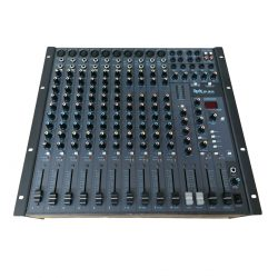 Foto: Zeck PD 10.14 Mischpult Powermixer - Top