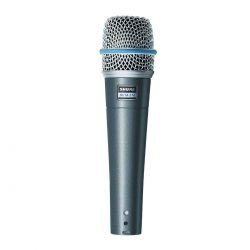 Foto: Shure Beta 57A Mikrofon - Front