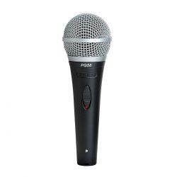 Foto: Shure PG58 Voice-Mikrofon – Front