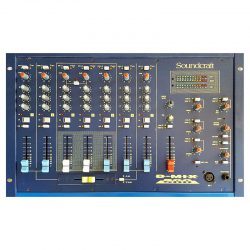 Foto: Soundcraft D-Mix 500 DJ-Mixer - Draufsicht