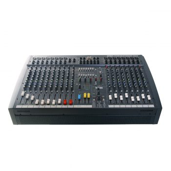 Foto: Soundcraft Powerstation 1200 Powermixer - Top und Front