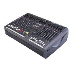 Foto: Soundcraft Powerstation 1200 Powermixer - Top und Seitenansicht