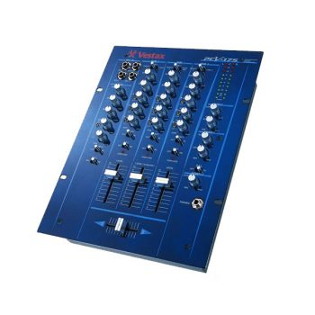 Foto: Vestax PCV-175 DJ-Mixer - Draufsicht