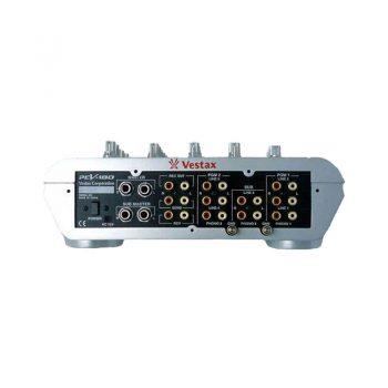 Foto: Vestax PCV-180 DJ-Mixer - Rückseite