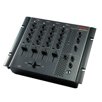 Foto: Vestax VMC-004XLu DJ-Mixer - Draufsicht, schräg